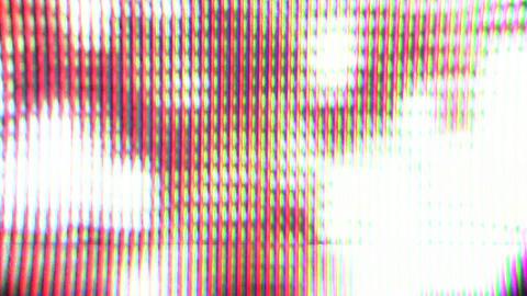 screen spots Stock Video Footage
