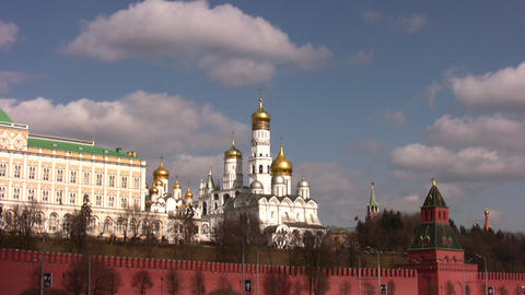 moscow bell tower Footage