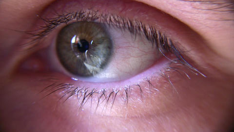 eye closeup Footage