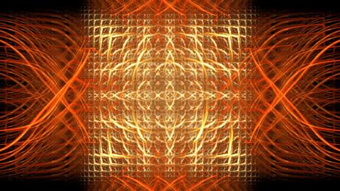 Orange square Stock Video Footage