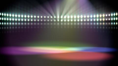 Disco light loop Animation