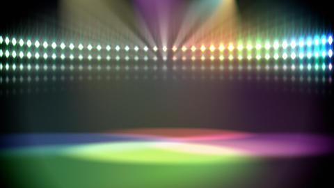 Disco light loop Stock Video Footage