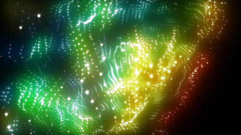 Light universe loop Stock Video Footage