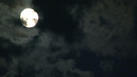 moon 21 Stock Video Footage