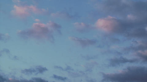 clouds 30 Stock Video Footage