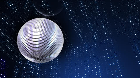 Discoball Stock Video Footage