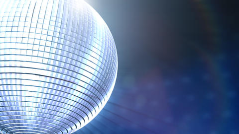 Mirrorball Stock Video Footage