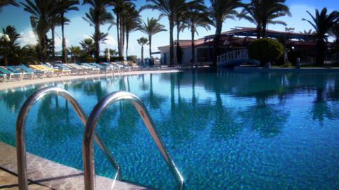 Paradise Pool Footage