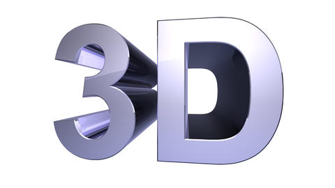 3d Stock Video Footage