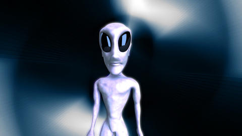 alien 3 Animation
