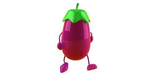 eggplant 1 Animation