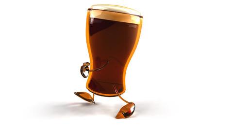 beer walk 02 Animation
