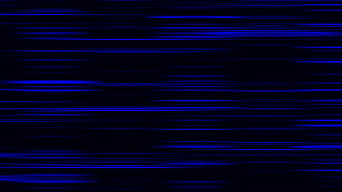 Looping animation of blue and black horizontal lines... Stock Video Footage
