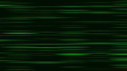 Looping animation of green and black horizontal lines... Stock Video Footage