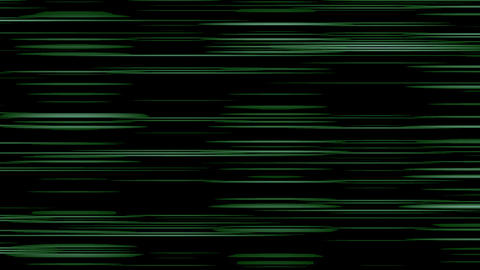 Looping animation of light green and black horizontal... Stock Video Footage