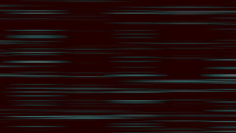 Looping animation of aqua and red and black horizontal... Stock Video Footage