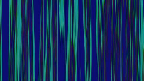 Looping animation of blue, aqua, green, and purple... Stock Video Footage