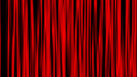 Looping animation of black and red vertical lines... Stock Video Footage
