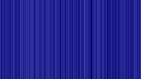 Looping animation of gray and dark blue vertical lines oscillating Animation