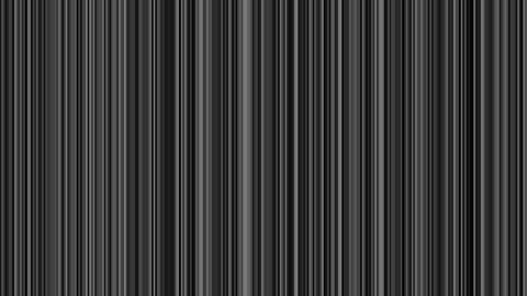 Looping animation of black, gray and white vertical lines... Stock Video Footage