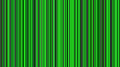 Looping animation of black, gray and green vertical lines... Stock Video Footage
