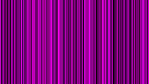 Looping animation of purple and black vertical lines oscillating Animation