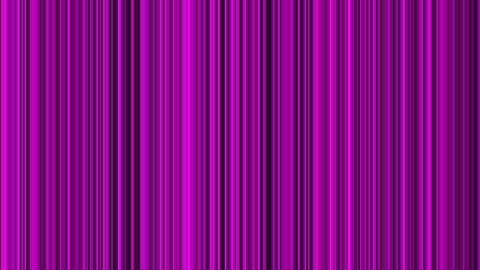 Looping animation of purple and black vertical lines... Stock Video Footage
