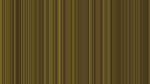 Looping animation of earth toned vertical lines oscillating Stock Video Footage