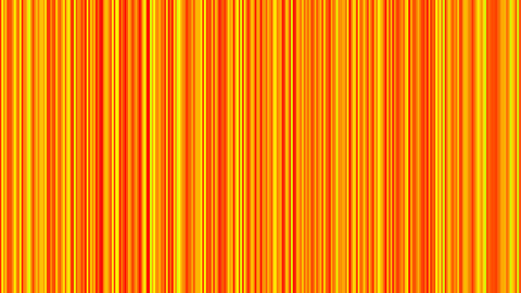 Looping animation of orange and yellow vertical li Stock Video Footage