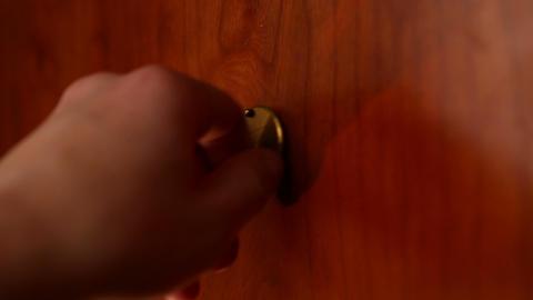 door eye 02 Footage