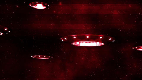 UFO Earth Invasion 3 Animation