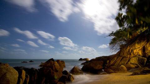 Resort time lapse Stock Video Footage