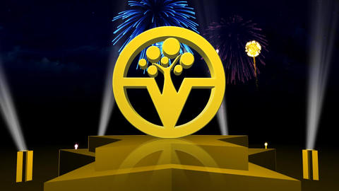 Celebration Logo Opener After Effects Template