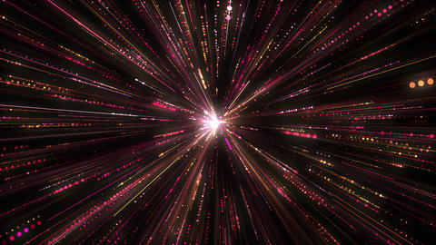abstract particle background burst Videos animados