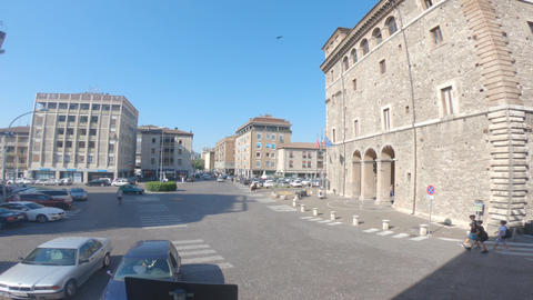 square de popolo and the municipality of terni Acción en vivo