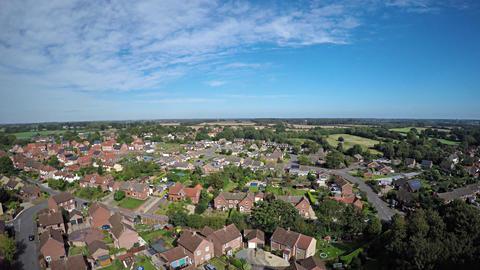 Above the England Neighborhood 2 Live Action
