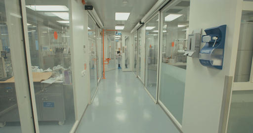 pharmaceutical research laboratory Footage