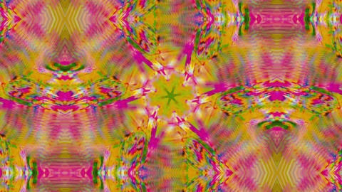Multicolored dynamic futuristic elegant glittering background Acción en vivo