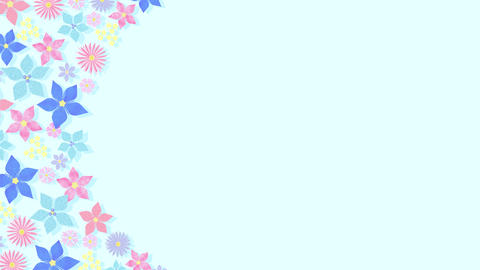 Blooming Animation B Animation