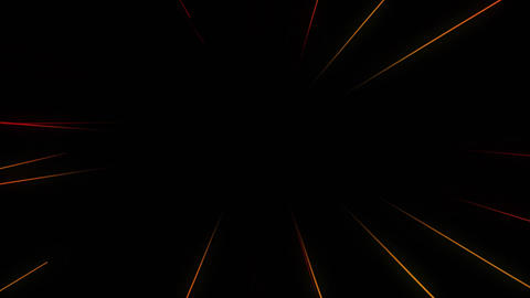 Speed lines motion graphics with night background Videos animados