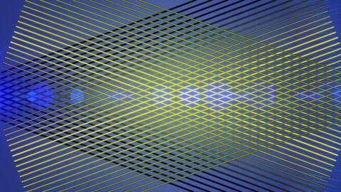 Futuristic eco video animation with stripe object and light in motion, loop HD Animation