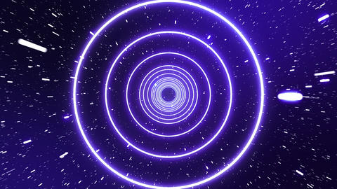 space warp star abstract background Videos animados