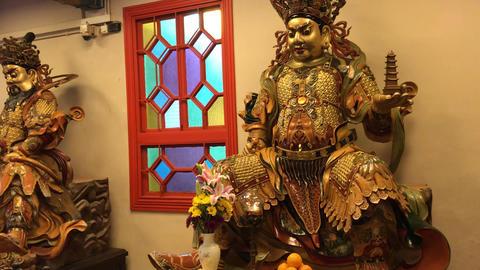Hong Kong, China, Hong Kong, China, room in the museum Live Action