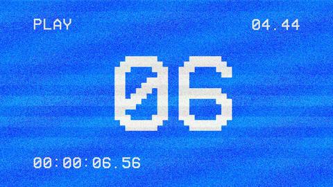 Countdown CG動画