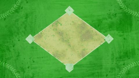BG baseball 003 フォト