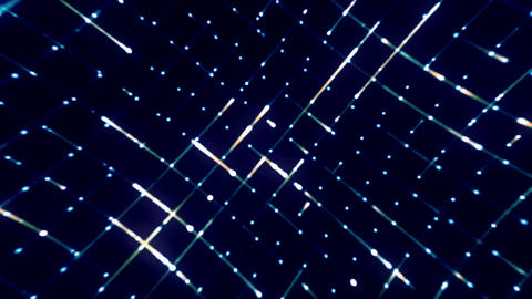 Grid Streaks 11 Videos animados
