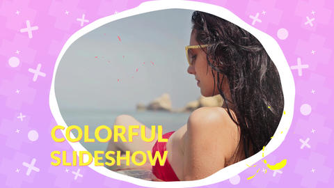 Juicy Slideshow Plantillas de Premiere Pro