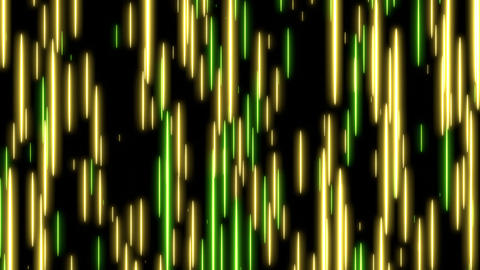 Yellow and green speed light abstract background Animation