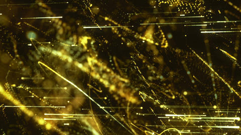 Abstract Particles 01 GIF