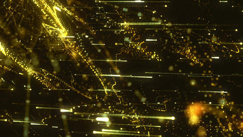 Abstract Particles 02 GIF
